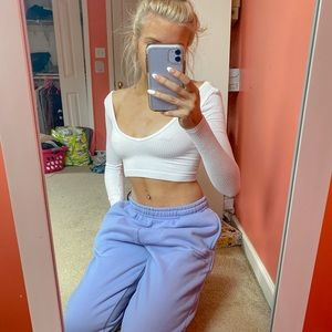 call her daddy sweatpants
